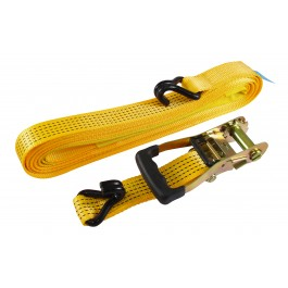 J Hook Ratchet Straps - Heavy Duty (2500kg)