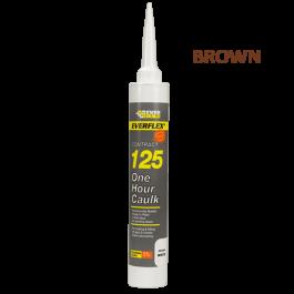 125 One Hour Caulk Brown