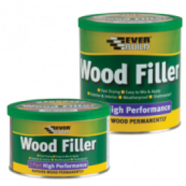 2 Part High Performance Wood Filler