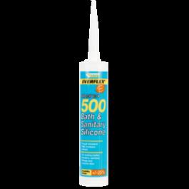 500 Bath & Sanitary Silicone