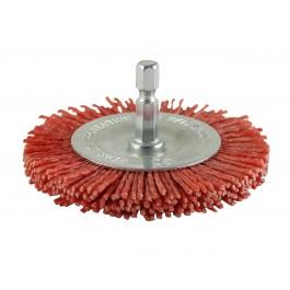 Wheel Brush - Nylon