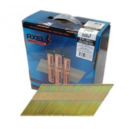 3.1 x 90mm Paslode Type Collated Nails - 2200