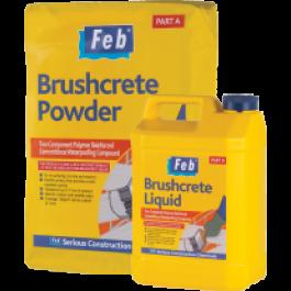 Brushcrete Powder & Liquid