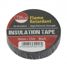 PVC Electrical Insulation Tape – Various Colours
