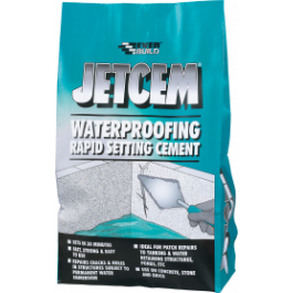 Jetcem Waterproofing Rapid Setting Cement