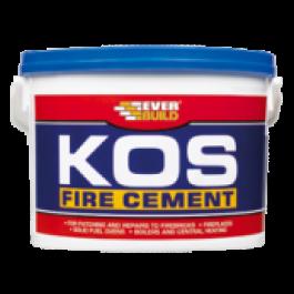 Kos Black Fire Cement