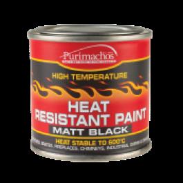 Heat Resistant Paint Tin