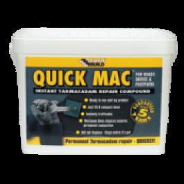 Quick Mac Instant Tarmacadam & Quick Mac Cold Joint Sealer