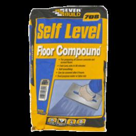 708 Self Level Floor Compound