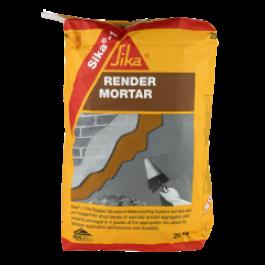 Sika 1 Render Mortar