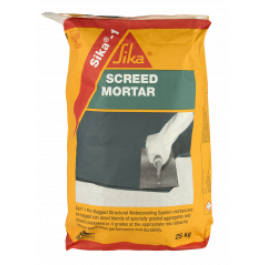 Sika 1 Screed Mortar