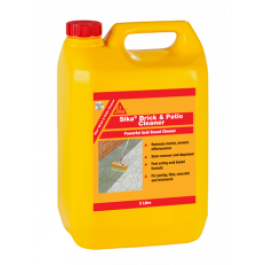 Sika Brick and Patio Cleaner