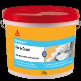 SikaCeram Fix & Grout