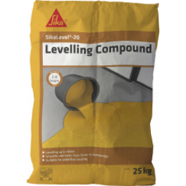 SikaLevel 20 Levelling Compound