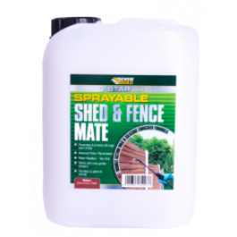5 Star Sprayable Shed and Fence Mate