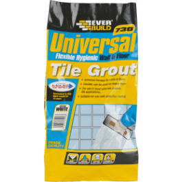 730 Universal Flexible Hygienic Wall & Floor Tile Grout