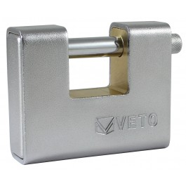 Armoured Brass Padlock
