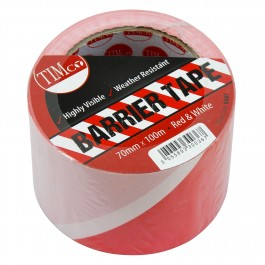 Durable Barrier Tape - Various Colours
