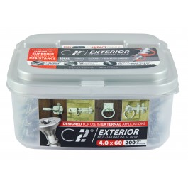 C2 Exterior Multi Purpose Screw - Tub
