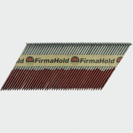 FirmaHold Clipped Head Collated Nails - 90mm Bright 2200/Pack