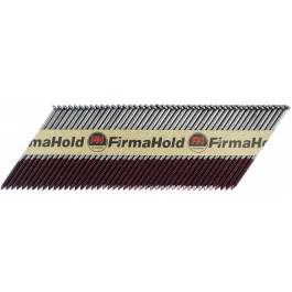 FirmaHold Clipped Head Collated Nails - Bright With Gas Cells