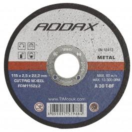 Bonded Abrasive Disk Blade