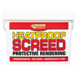 Heatproof Screed