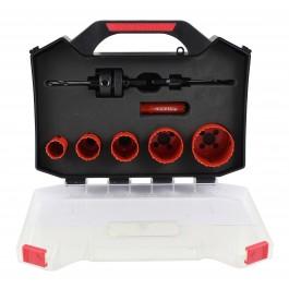 Plumbers Holesaw Kit