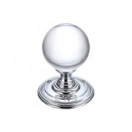 Glass Ball Mortice Knob