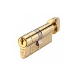 6 Pin Euro Cyl' & Turn
