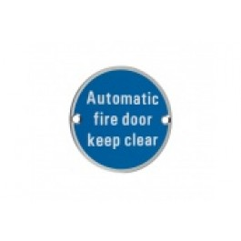 Door Signage