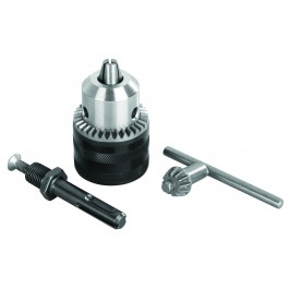 "1/2"" Chuck, Key & SDS Adaptor"