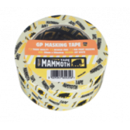 Labelled Masking Tape