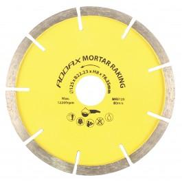 Mortar Raking Blade - Sintered