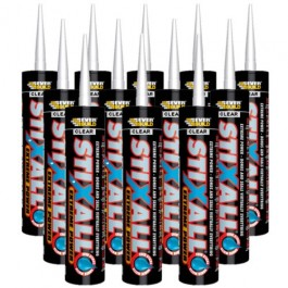 Stixall Extreme Power Clear Adhesive - Box of 12