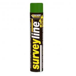 Surveyline Line Marking Paint 700ml - Green