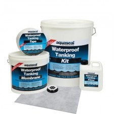 Everbuild Aquaseal Waterproof Tanking Kit