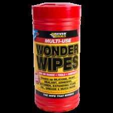 Multi-Use Wonder Wipes - 100/Tub