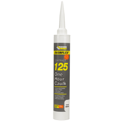 125 One Hour Caulk White