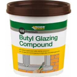 102 Butyl Glazing Compound