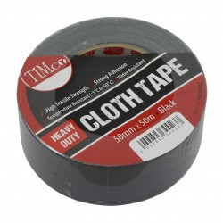 Heavy Duty Cloth Tape – Various Colours