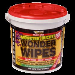 Monster Wonder Wipes Tub