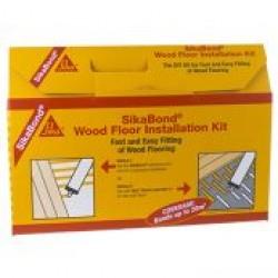 SikaBond Wood Floor Installation Kit