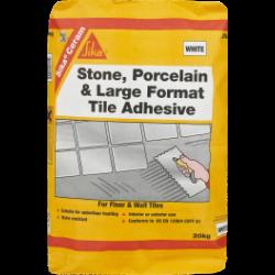 SikaCeram Stone, Porcelain & Large Format Tile Adhesive
