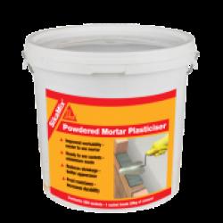 SikaMix Powdered Mortar Plasticiser