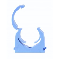 Single Hinged Pipe Clip