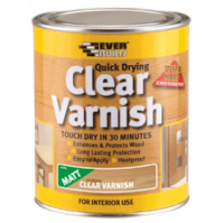 Clear Varnish