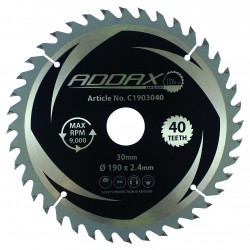 TCT Circular Saw Blade - Medium