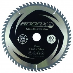 TCT Circular Saw Blade - Medium/Fine