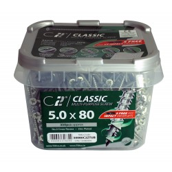 C2 Multi Purpose Screw - Zinc Tub